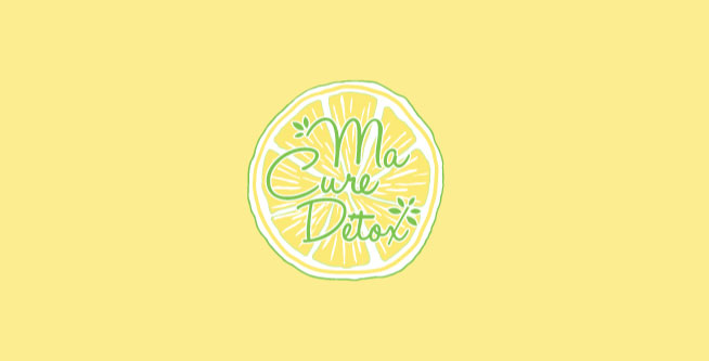 Ma Cure Detox logo by Suzaku Productions