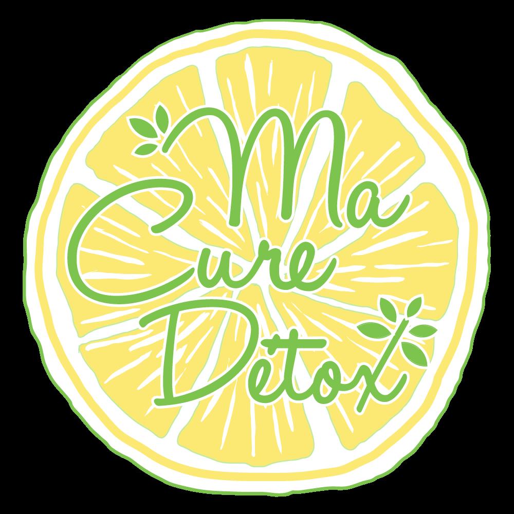 Ma Cure Detox logo by Suzaku Productions