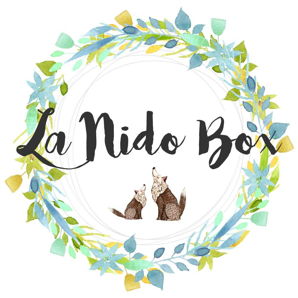LA NIDO BOX logo by Suzaku Productions