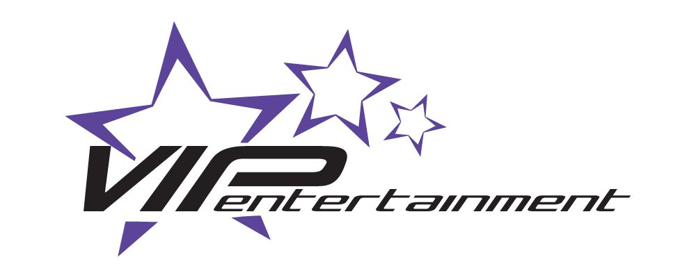 VIP Entertainment logo by Suzaku Productions