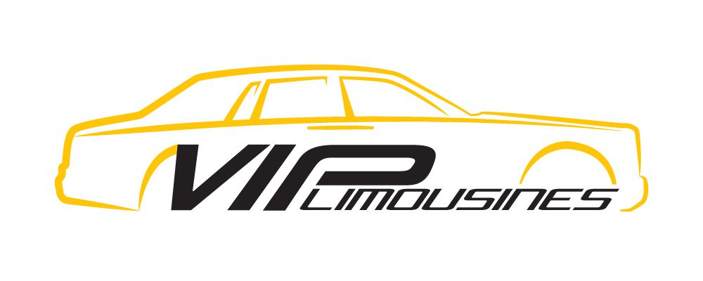 VIP Limousine logo by Suzaku Productions