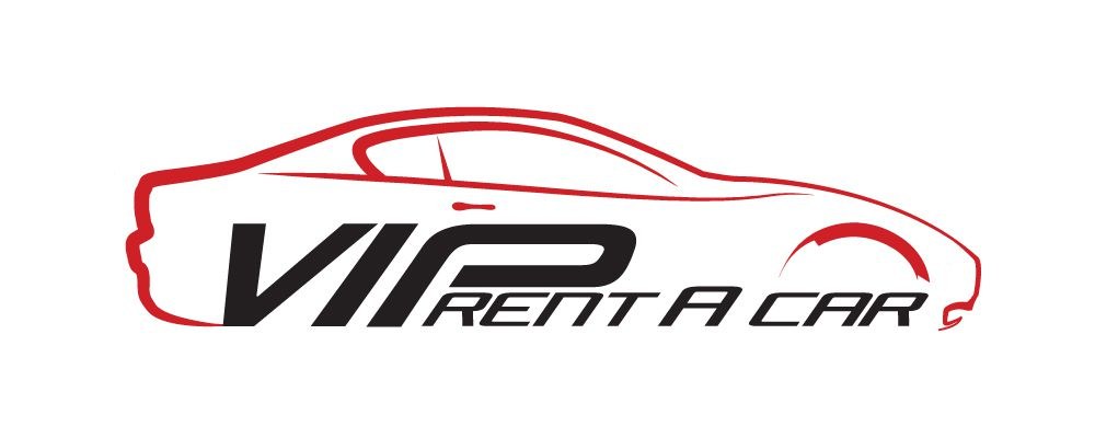 VIP RentACar logo by Suzaku Productions