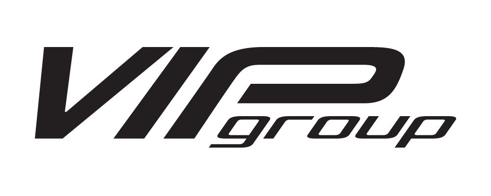 VIP Group logo by Suzaku Productions