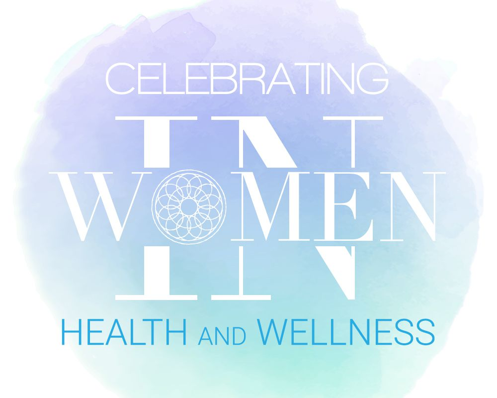 Women in Health & Wellness logo by Suzaku Productions