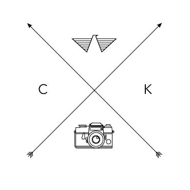 CHRIS KOCH logo draft by Suzaku Productions